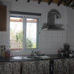 Küche Ferienhaus Casa Azul