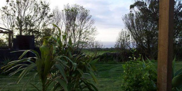Kikis Azoren Ferienhaus Blick auf Atlantik