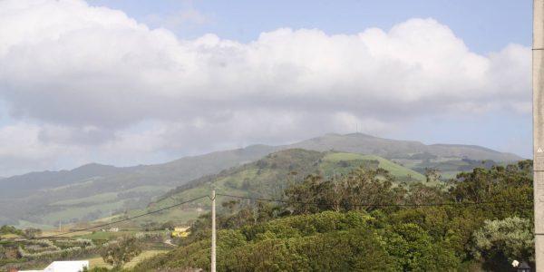 Kikis Azoren Blick auf Lago de Fogo