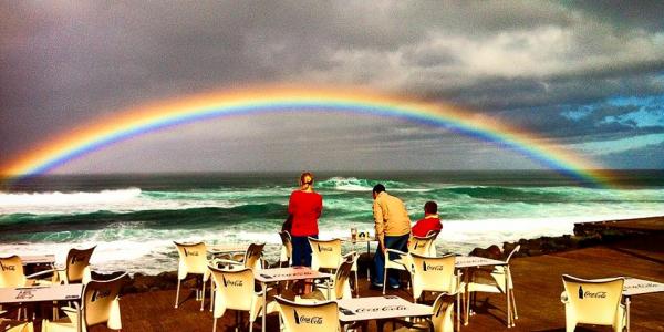 Kikis Azoren Santa Barbara Beach