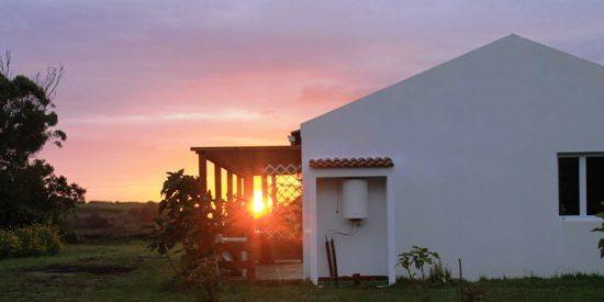 Kikis Azoren Ferienhaus Sonnenaufgang