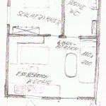 Ferienhaus Casa Azul Grundriss