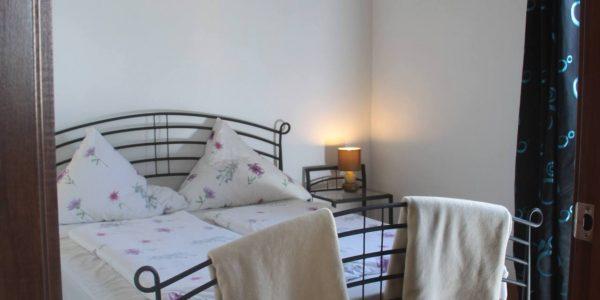 Schlafzimmer Ferienhaus Casa Verde Sao Miguel Azoren
