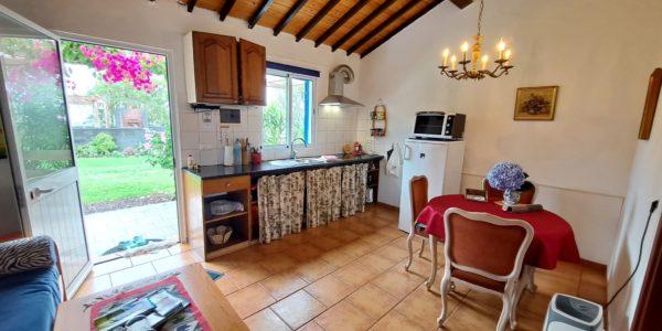 Casa Azul Küche